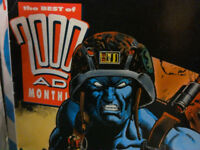 2000AD comics, good condition