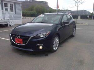 2016 Mazda Mazda3 GT - Mazda Unlimited Mileage Warranty Lots of