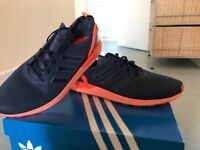 Brand new adidas flux trainers SIZE: 10.5