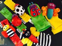 LAMAZE baby sensory toys