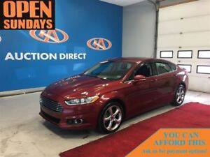 2014 Ford Fusion SE AWD! SUNROOF! FINANCE NOW!