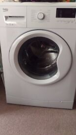 Brand new washing machine , great condition . Mega deal!!