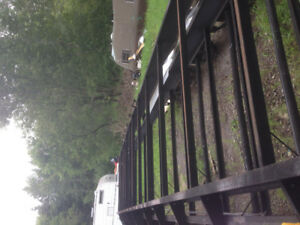 Two 56' Foot Trailers For Sale