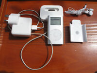 i-pod MINI 2nd generation 6GB - silver
