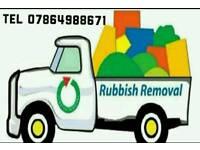 Rubbish removal garden waste clearance garage clearance house clearance commercial waste disposal