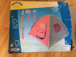 Kid's Play Camping Tent