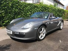 Porsche Boxster 2.7, Immaculate Condition, only 24,000 miles with full service history
