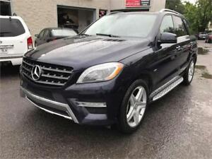 2015 Mercedes-Benz Classe-M ML 350 BlueTEC (GARANTIE 1 ANS INCLU