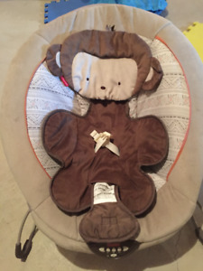 Fisher Price Monkey Bouncer Chair