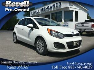 2013 Kia Rio EX  *1-owner  Moonroof  Alloys