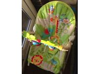 Fisher price baby rocking chair