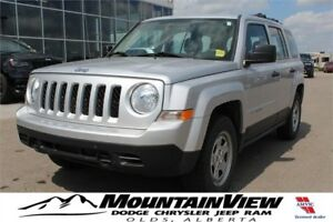 2011 Jeep Patriot North Manual Transmission!