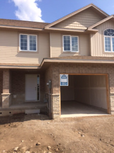 Brand New Townhouse for Rent in Guelph - Early Sept