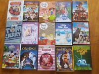 Children's DVD bundle x15. Good working condition (£10 for all or £1 each)