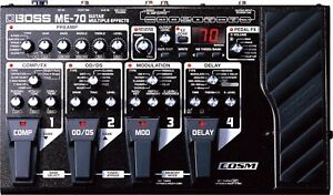 Boss ME-70 Multi-Effects Pedal