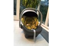 Cybex Aton car seat from birth to 13kg in excellent condition £20