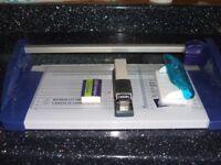 paper trimmer stapler