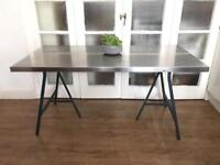 INDUSTRIAL STEEL TABLE FREE DELIVERY LDN🇬🇧ikea