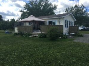 Cottage 90x200 lot with Waterview.