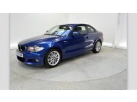 BMW 1 SERIES COUPE TWINPOWER TURBO