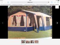 Excellent condition Cabanon Atlantis Trailer Tent