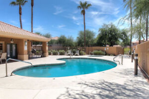 Lovely Ground Floor, Superstition Lakes Golf Course, Mesa AZ