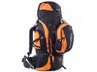 SKANDIKA MAKALU 85+15 LITRE BACKPACK - used good condition