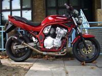 Suzuki Bandit 600 GSF / Full M.O.T