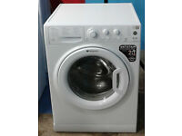 B616 White Hotpoint 6kg 140Spin A* Rated Washing Machine, Comes With Warranty & Can Be Delivered