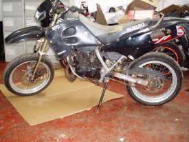 Suzuki rmx50 2001 spares or repairs