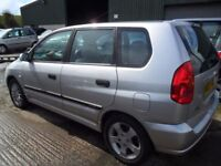 mitsubishi spacestar parts 1.9 diesel and petrol from 2 cars silver & purple