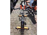 Shokk spin bike