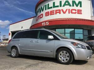 2006 Nissan Quest S Clean Title! AS TRADED! SAFETIED!