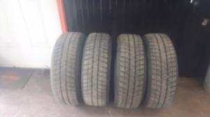 195/65/15 pneu hivers