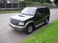isuzu troopper citation 3.0 lwb