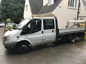 Good condition pick up for sale 6m mot tax is up clean reliable 12ft back with tail lift