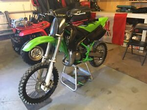 2002 kx 85 with ownership