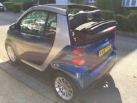 SMART FORTWO CONVERTIBLE - ONLY 40K MILES - 1 OWNER - POWER STEETING UPGRADE - CHEAP SALE!!