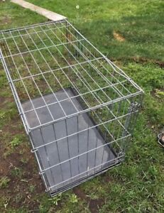 Dog cages 40$