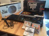 DJ Hero 2 Guitar Hero 5 for PlayStation 3