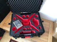 DJI Phantom 4/Phantom 4 Pro Hard Case HPRC 2710