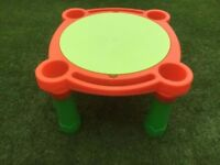 Water and sandpit, great condition