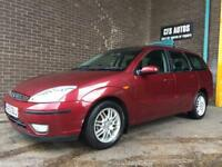 2003 FORD FOCUS GHIA TDCI DIESEL ESTATE *NEW CAMBELT & CLUTCH*
