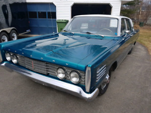 1965 Mercury Monterey Breezeway Alberta car