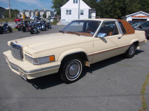 1980 Ford Thunderbird with 37000kms That's it! RARE FIND!