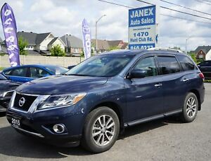 2015 Nissan Pathfinder SV R.CAM | PUSH START | BLUETOOTH | CR...