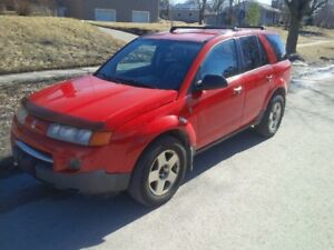 Saturn VUE AWD