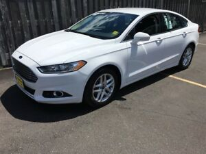 2016 Ford Fusion SE, Steering Wheel Controls, Bluetooth