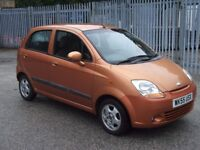 CHEVROLET MATIZ SX 5 Door (SOLD) MOT AUGUST 2018 ONLY 37000 Miles (995cc) S/H