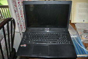 EXCELLENT condition Asus 15 inch laptop, Windows 8 ready to go